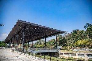 cubierta estructura metálica