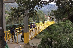estructura en acero puente villanueva
