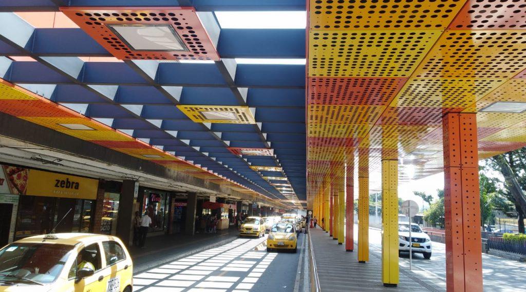acopio de taxis terminal del norte