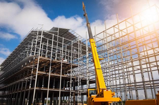 mantenimiento estructuras en acero